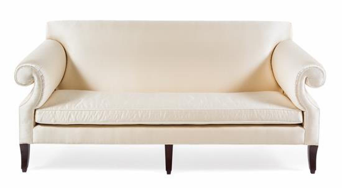 An American Upholstered Sofa