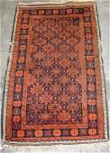 A Caucasian Wool Rug