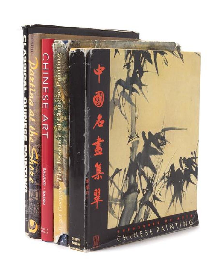 * Seventeen Reference Books Pertaining to Chinese