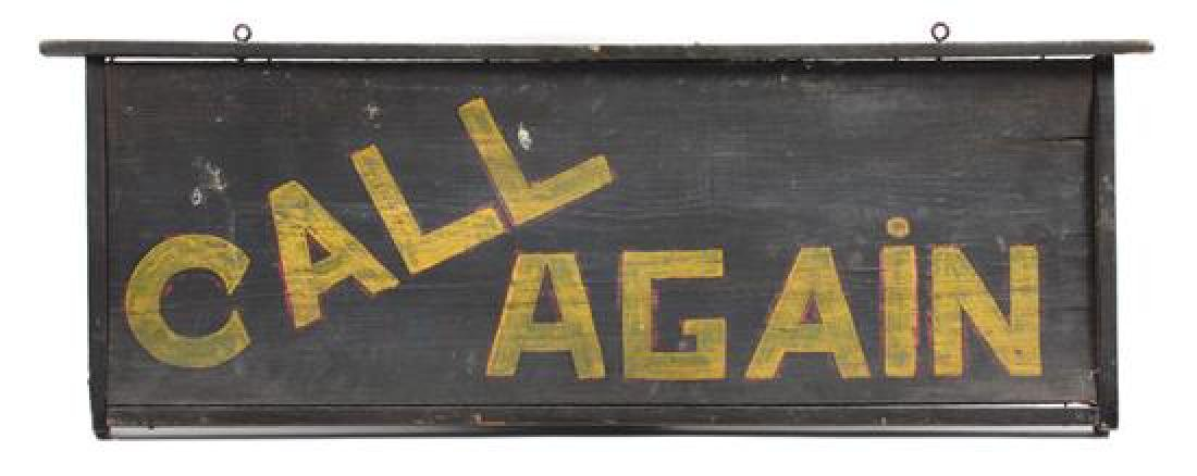 Western Welcome Sign Height 15 x width 34 inches - 2