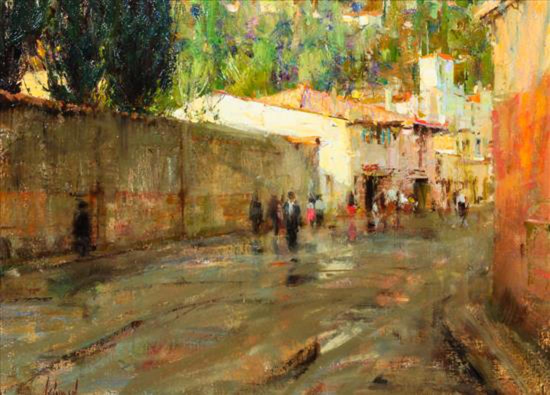 Richard Schmid 14 x 16 inches