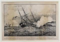 A Group of American Prints, most after Currier & Ives