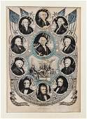 A Group of American Prints