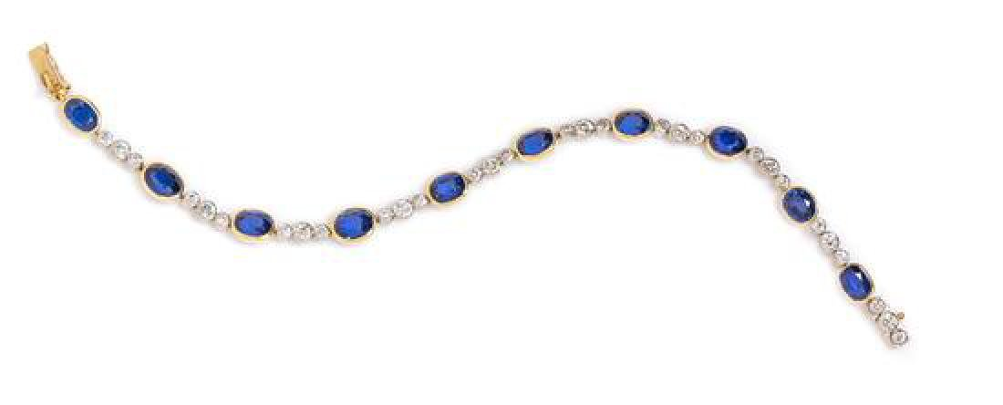 An Important Edwardian Yogo Gulch Montana Sapphire and