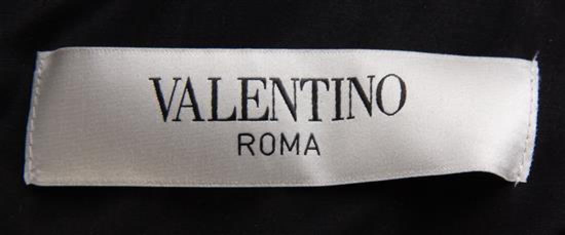 A Valentino Black Evening Bolero Jacket, Size 40. - 2