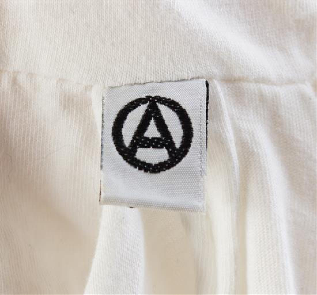 """A Vivienne Westwood White Cotton """"Piss Marilyn"""" - 2"""