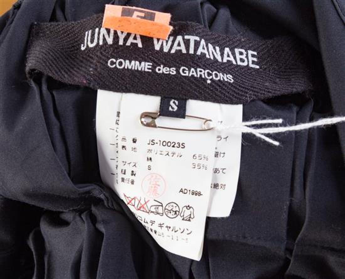 """A Junya Wantanabe Black """"Lantern"""" Skirt, Size small. - 2"""