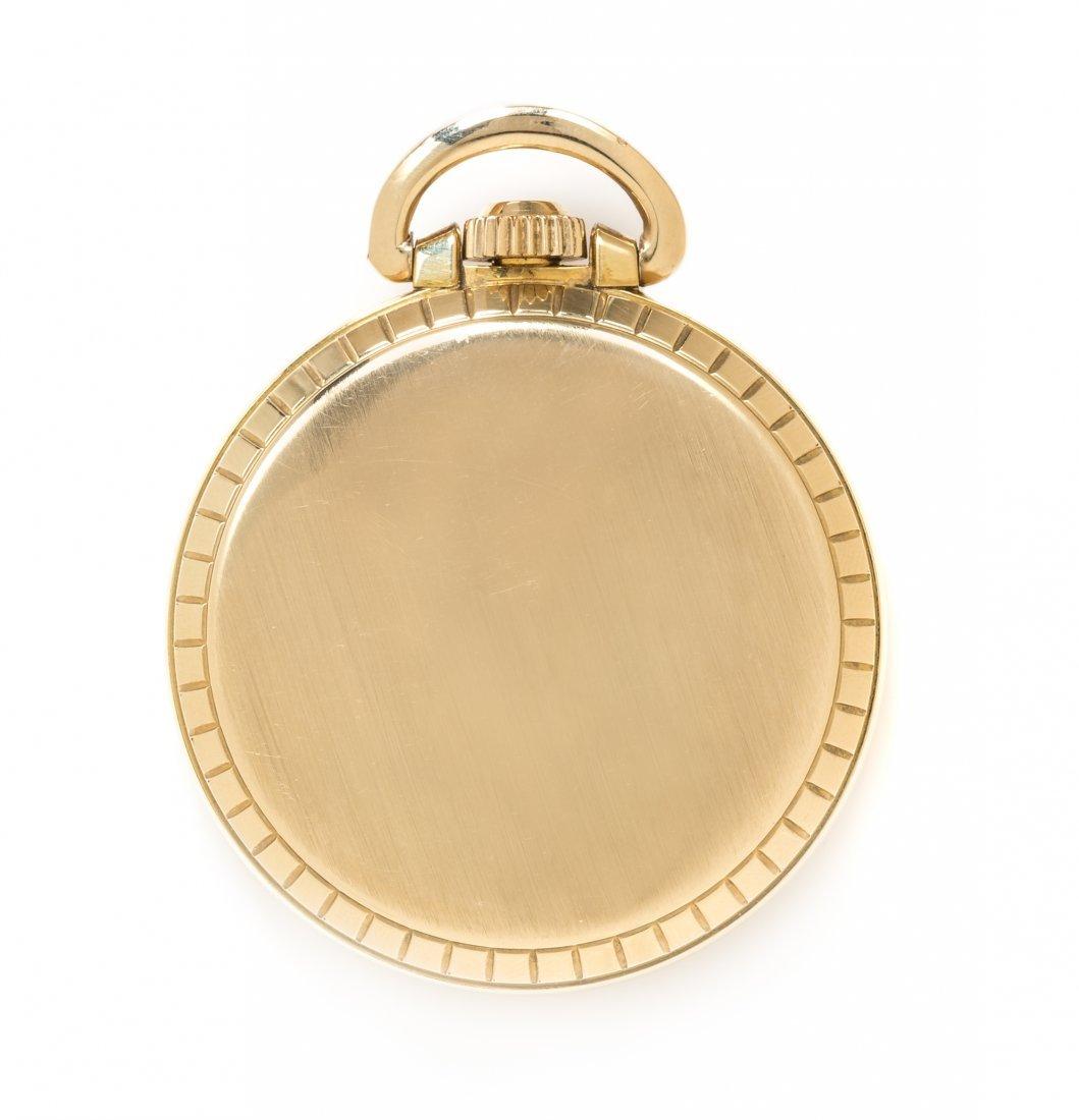 *An Open Face 'Official RR Standard' Pocket Watch - 2