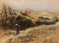 Léon-Augustin Lhermitte, (French, 1844-1925), La