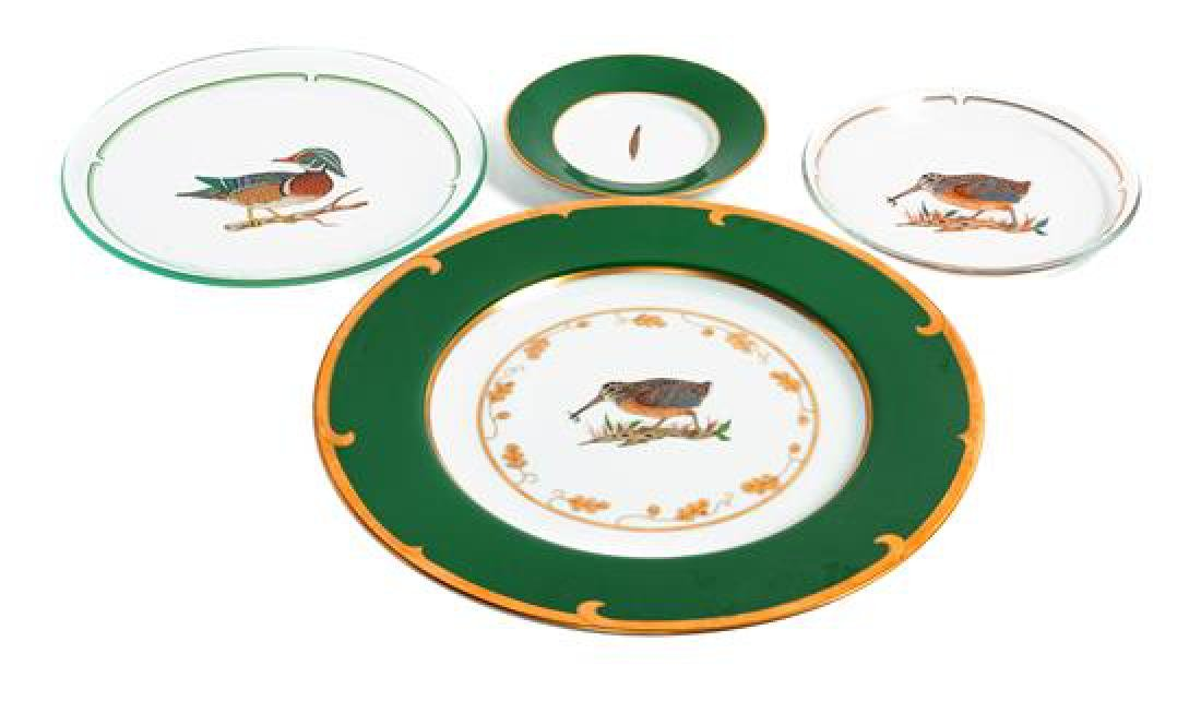 * A Lynn Chase Porcelain Partial Dinner Service