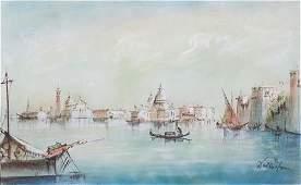 Artist Unknown, (Italian, 19th Century), Scene of