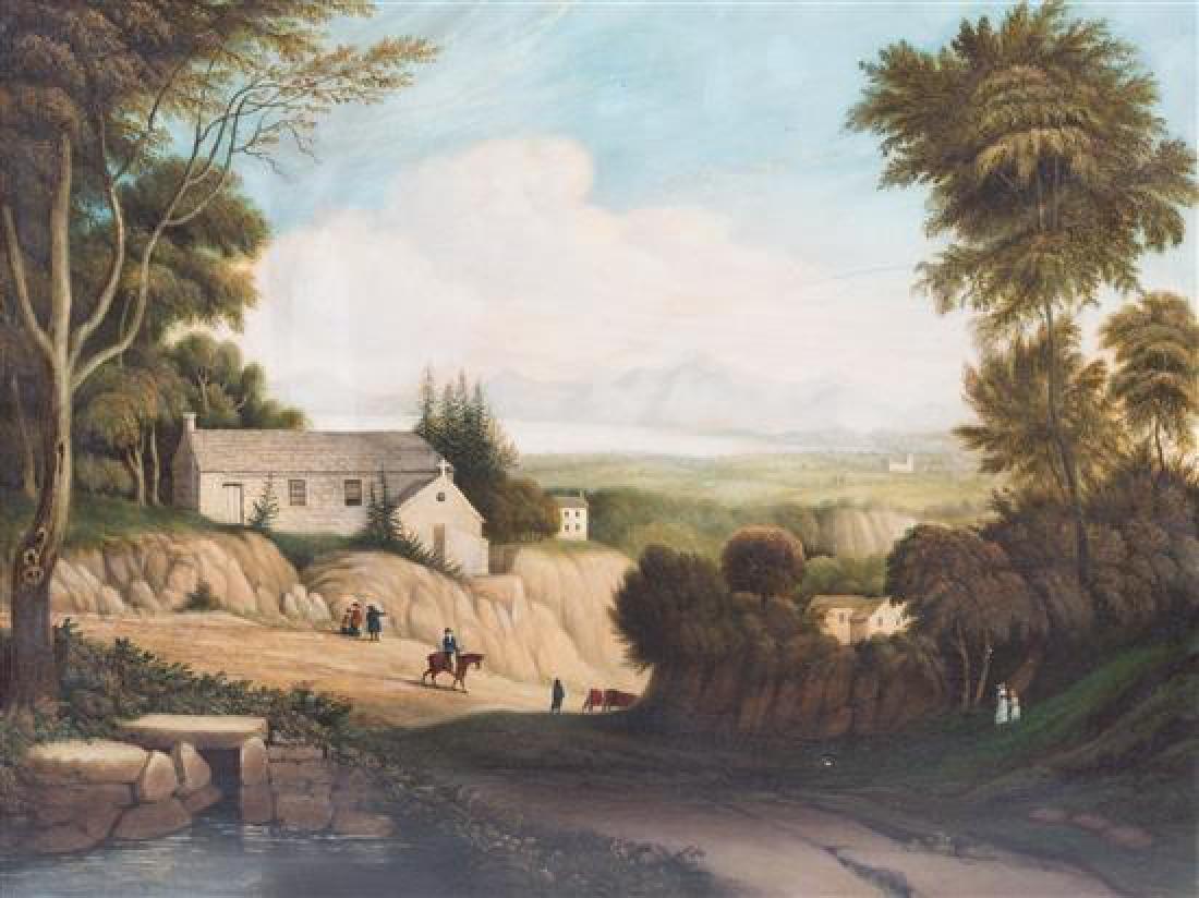 William Maurice, (British, 19th Century),