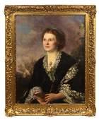 Artist Unknown, (English, 19th Century), Portrait of a
