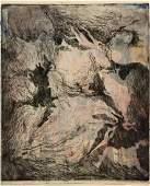 Karl Wirsum American b 1939 Untitled c 1960 a