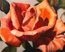 * Winifred Godfrey, (American, b. 1944), Flower