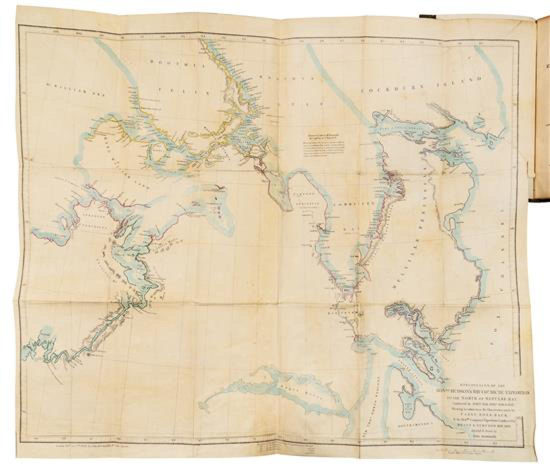 RAE, John (1813-1893). Narrative of an Expedition to
