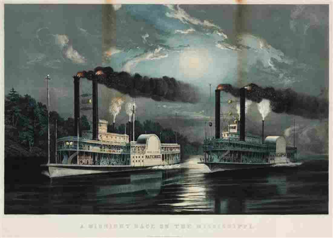 * CURRIER and IVES, publishers. -- After Frances F.