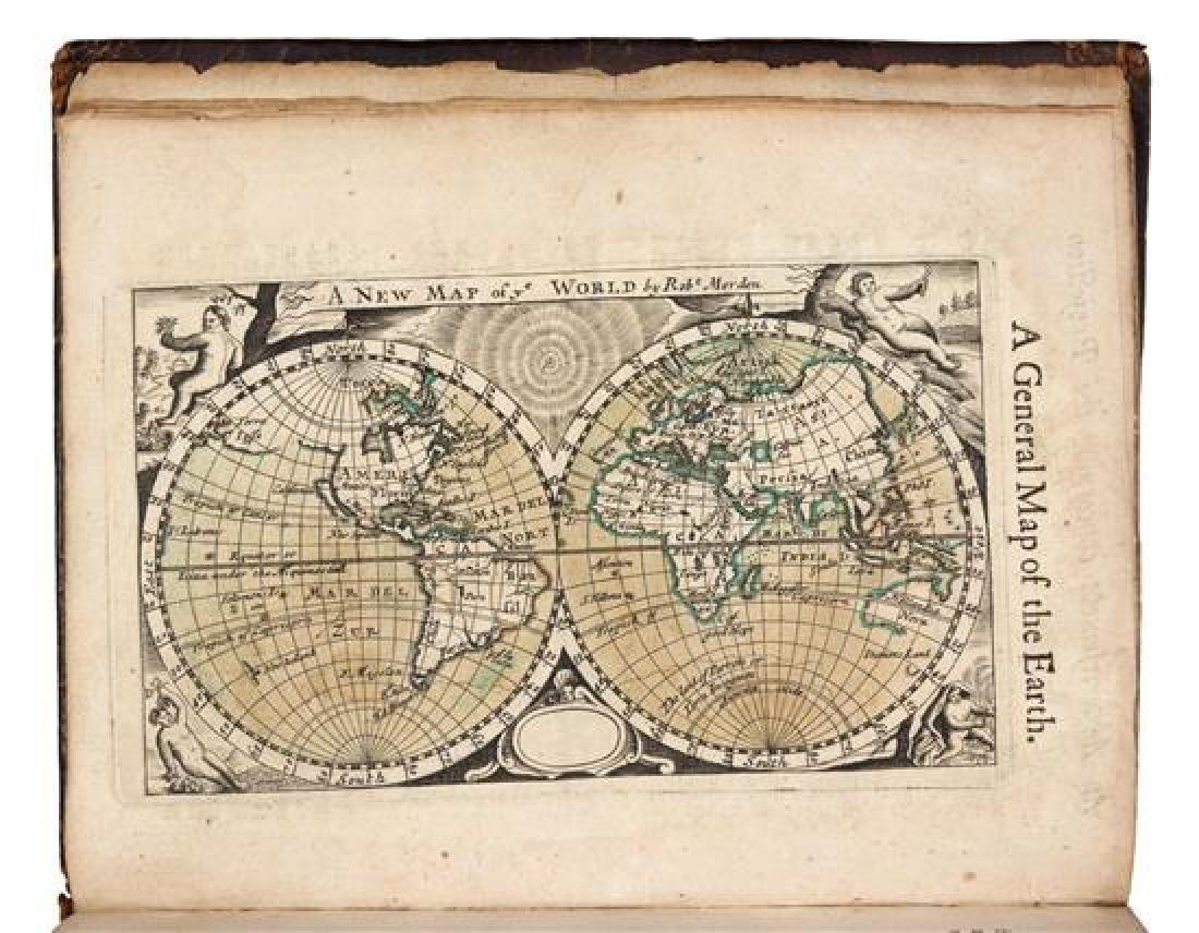 * MORDEN, Robert (ca 1650-1703). Geography Rectified: