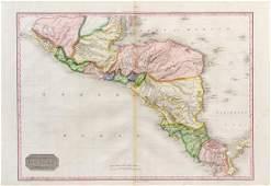 PINKERTON, John (1758-1826). Spanish Dominions in North