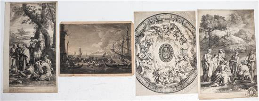 * Various Artists, (Continental, 18th/19th century), 7