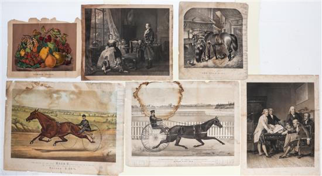 * Various Artists, (18th/19th century), 10 works