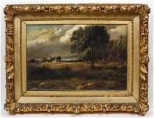 Patrick Vincent Berry, (American, 1852-1922), Landscape