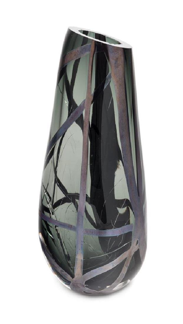 "Richard ""Dick"" Huss, (American, b. 1946), vase"