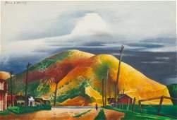 William Samuel Schwartz, (American, 1896-1977),