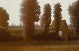 * Robert Kipniss, (American, b. 1931), Autumn Color