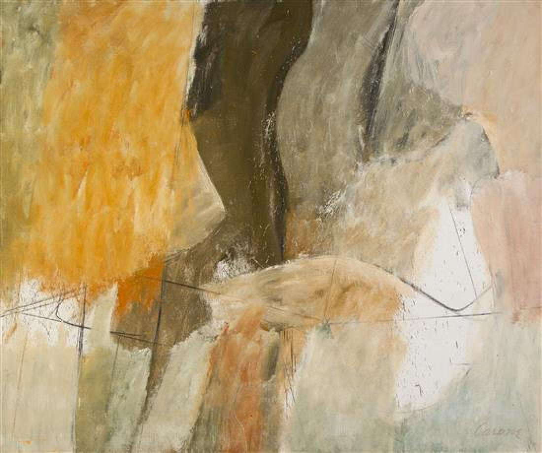 Nicholas Carone, (American, 1917-2010), Abraxas