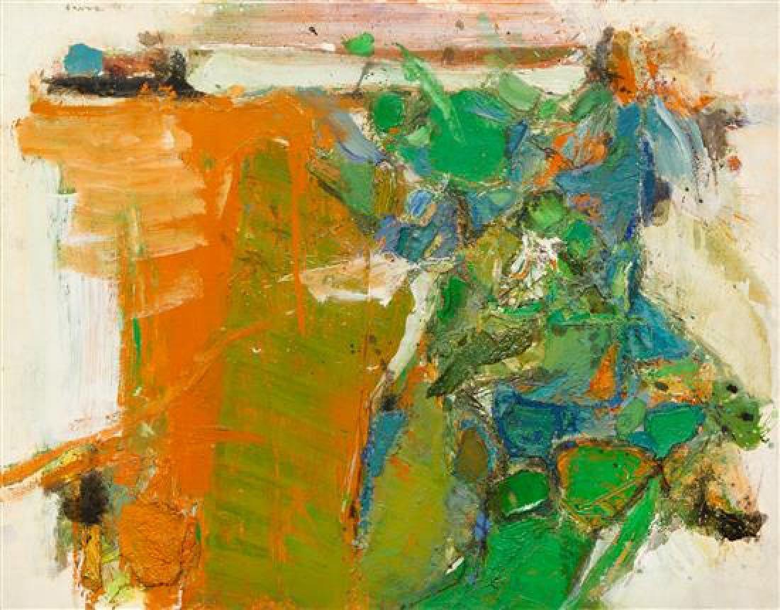 John Levee, (American, b. 1924), Untitled, 1959