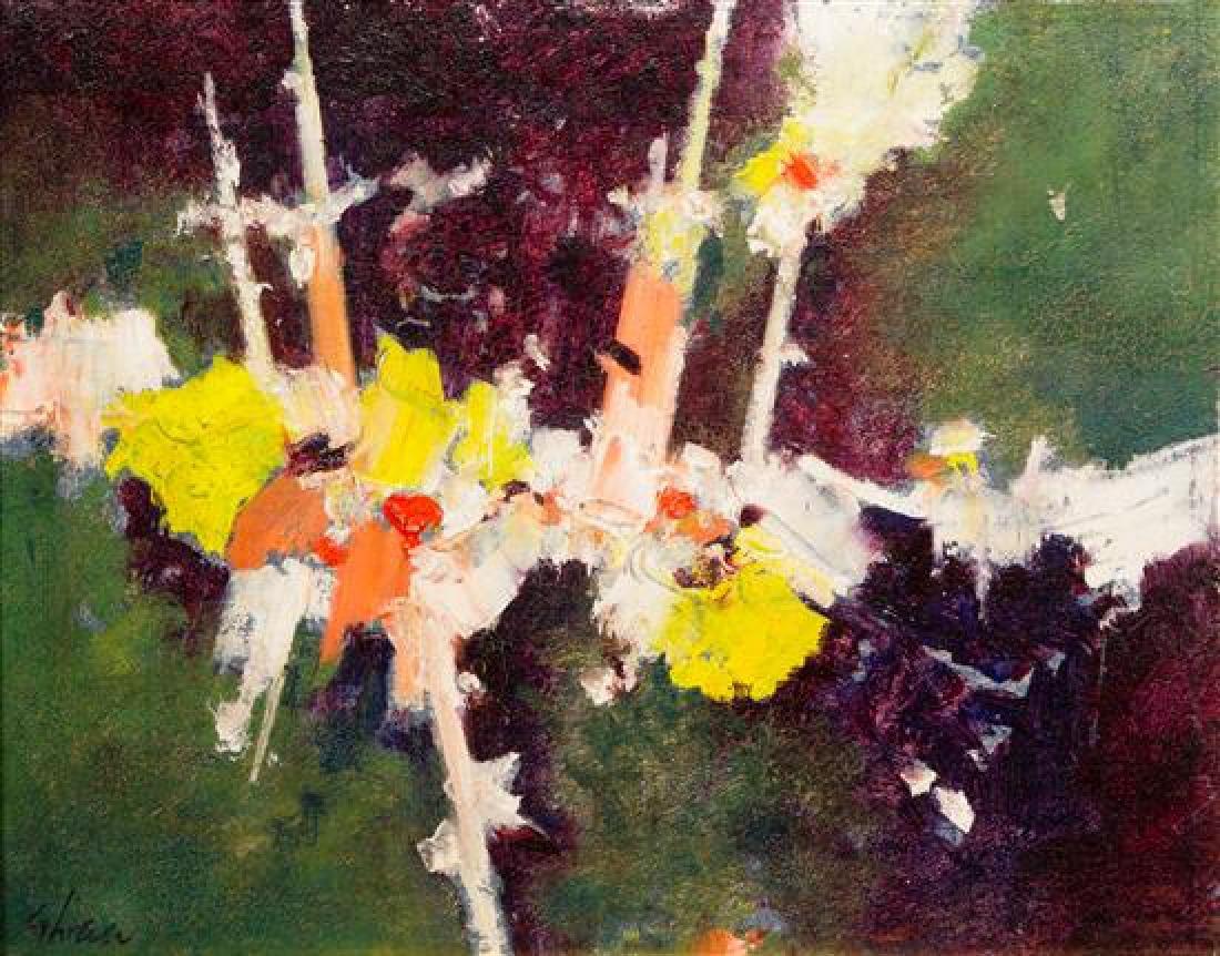 Charles Green Shaw, (American, 1892-1974), Night