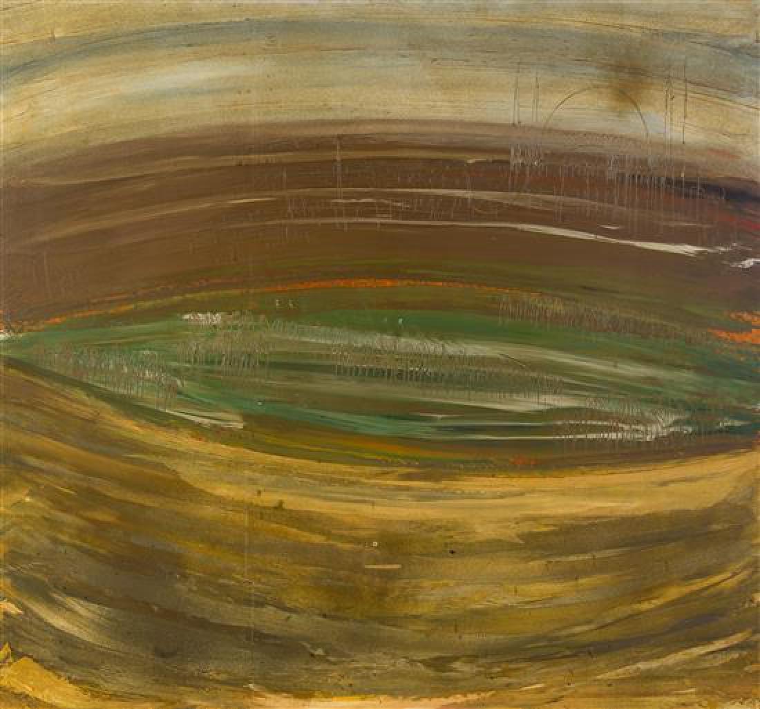 William Congdon, (American, 1912-1998), Egypt #1,