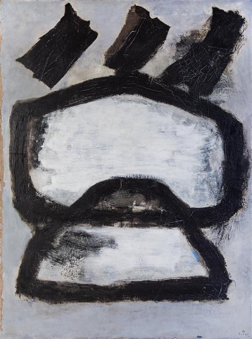 Kumi Sugai, (Japanese, 1919-1996), Sora, 1960-61