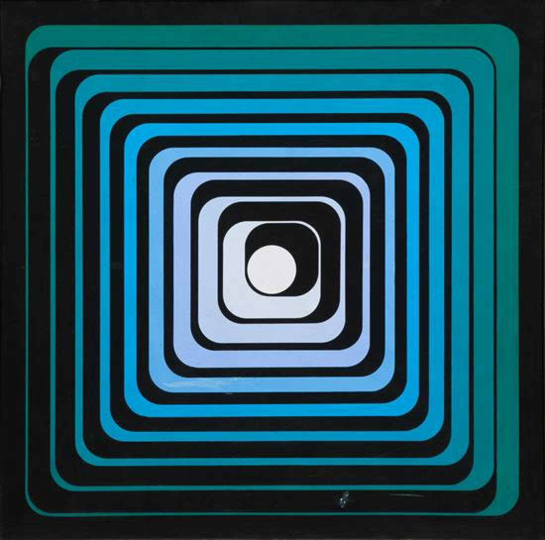 Jean Pierre Yvaral (Vasarely), (French, 1934-2002),