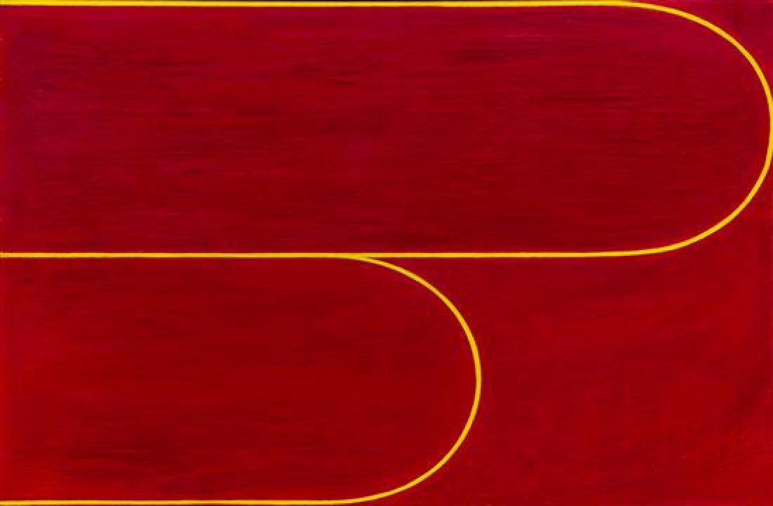 R.H. Quaytman, (American, b. 1961), Untitled, 1997