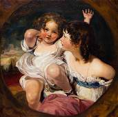 After Sir Thomas Lawrence, , Calmady Children