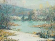 George Loftus Noyes, (American, 1864-1954), Charles