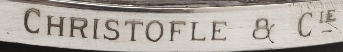 * A French Silver-Plate Centerpiece, Christofle, Paris, - 2