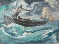 Boardman Robinson, (Canadian-American, 1876-1952),