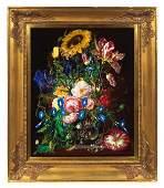 Stanislas Kostka, (Polish, b. 1954), Floral Still Life