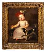 British School Early 19th Century Portrait of a