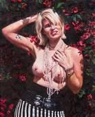 * Natalia Fabia, (American, b. 1983), Sunshine, 2009