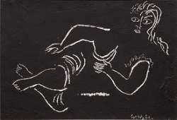 William Gropper, (American, 1897-1977), Untitled