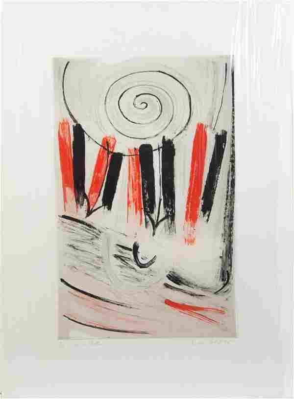* Terry Frost, (English, 1915-2003), Newlyn Rhythm,
