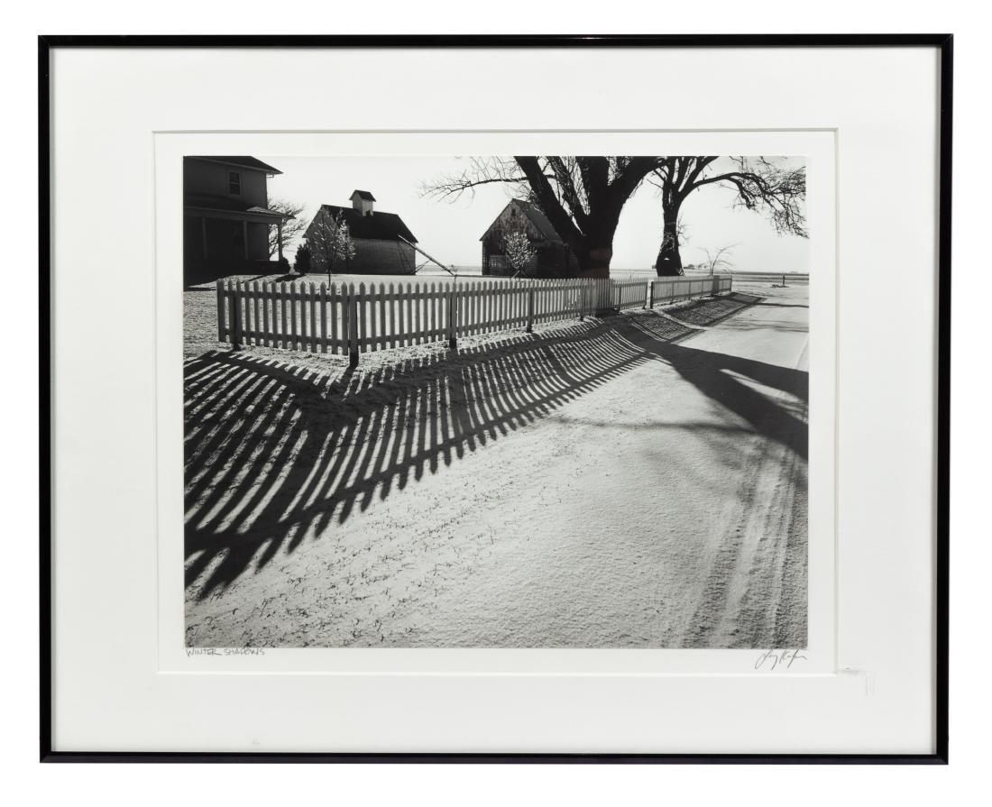 * Larry Kanfer, (American 20th/21st century), Winter