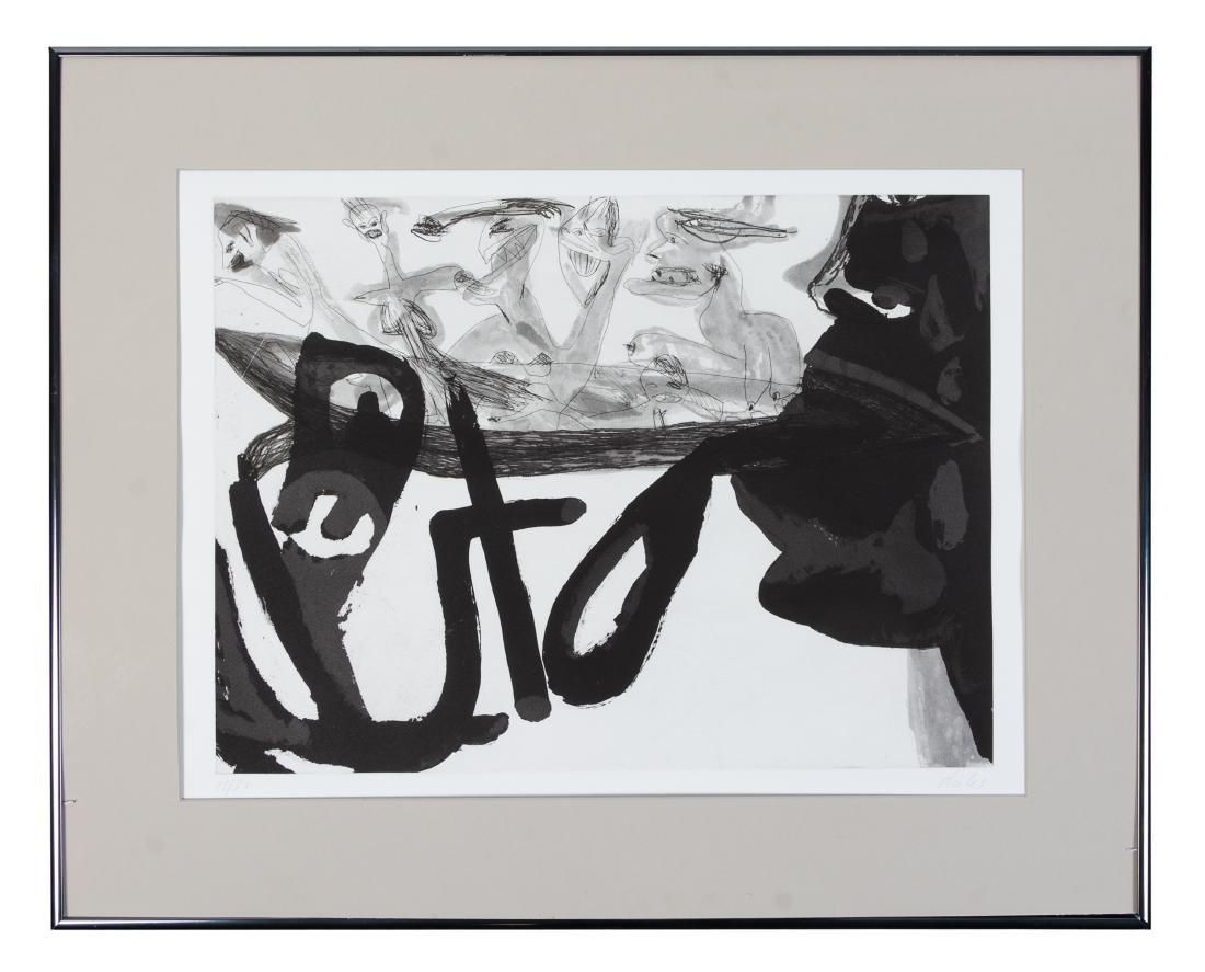 * Artist Unknown, (20th century), Untitled