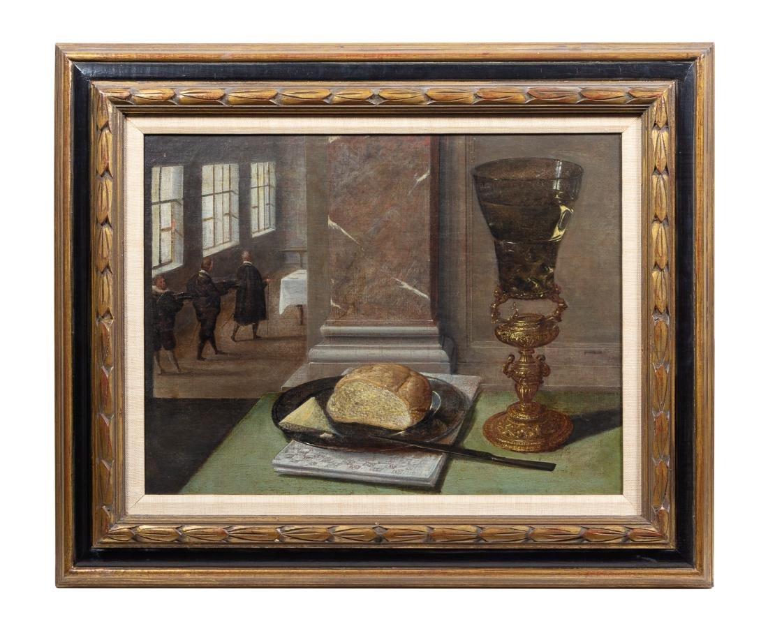 Artist Unknown, , Dutch Still Life