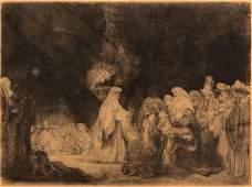 * After Rembrandt Harmenszoon van Rijn, (Dutch,