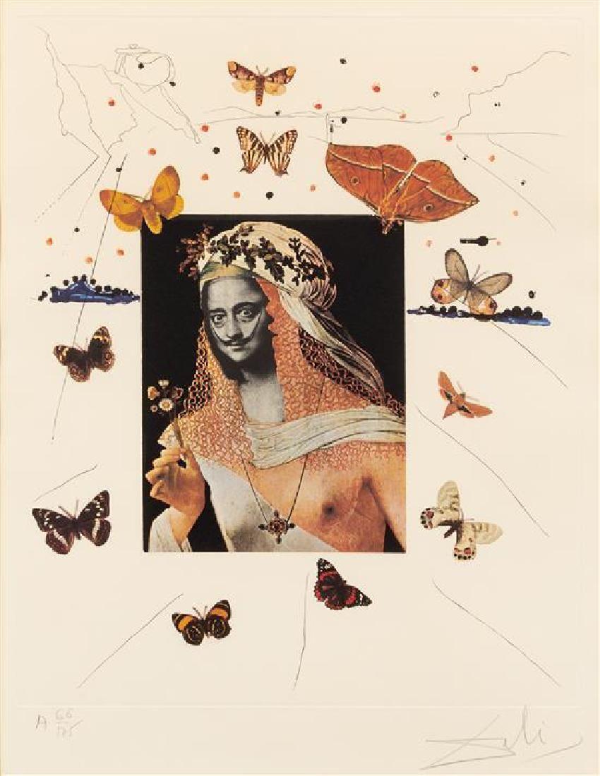 * Salvador Dal�, (Spanish, 1904-1989), Surrealist